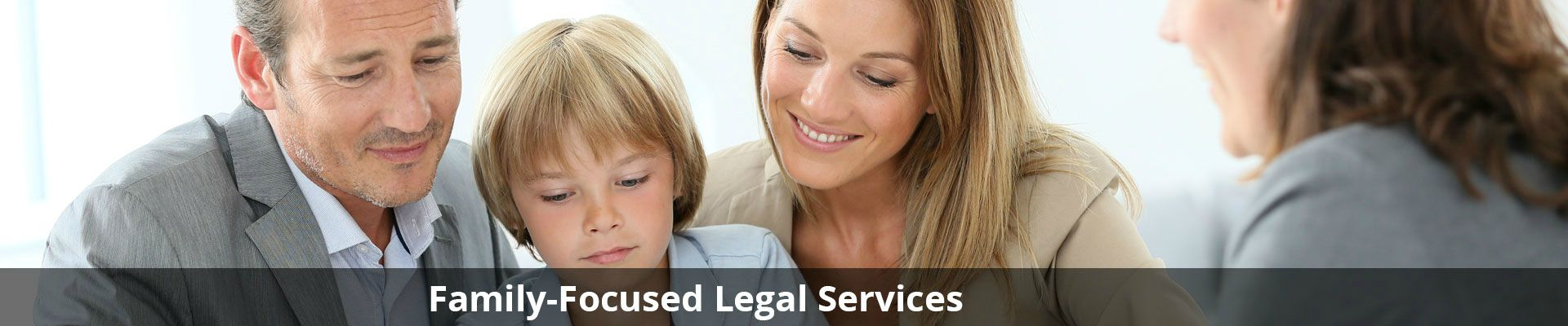 family focused legal services