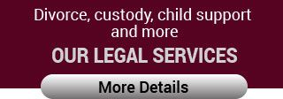 Divorce, custody, child support and more